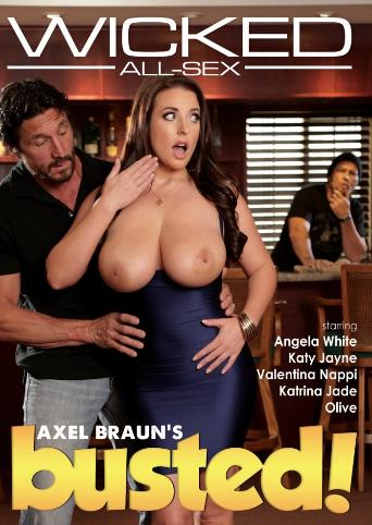 Axel Braun's Busted from Wicked front cover