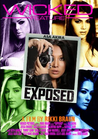 Exposed from Wicked front cover