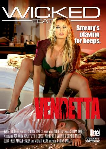 Vendetta from Wicked front cover