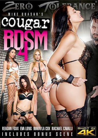 Cougar Bdsm 4 from Zero Tolerance front cover