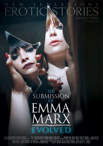 The Submission Of Emma Marx Evolved from New Sensations front cover