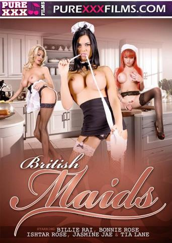 British Maids from Pure XXX Films front cover