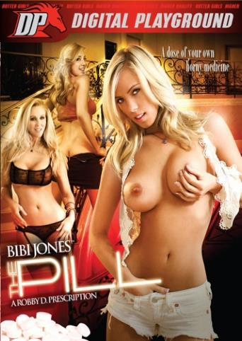 The Pill from Digital Playground front cover