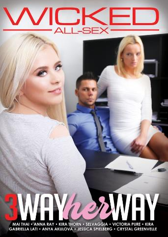 3 Way Her Way from Wicked front cover