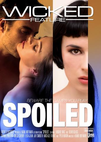 Spoiled from Wicked front cover