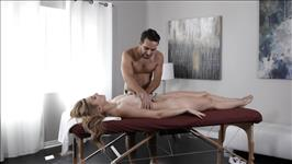Stepsister Massage Scene 1