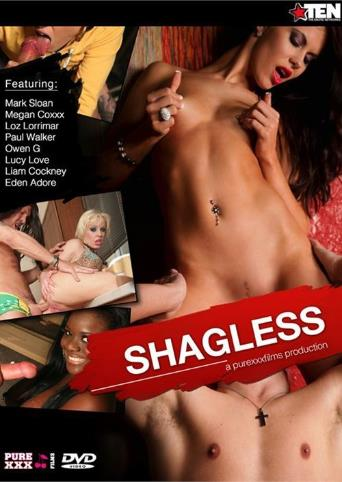 Shagless from Pure XXX Films front cover
