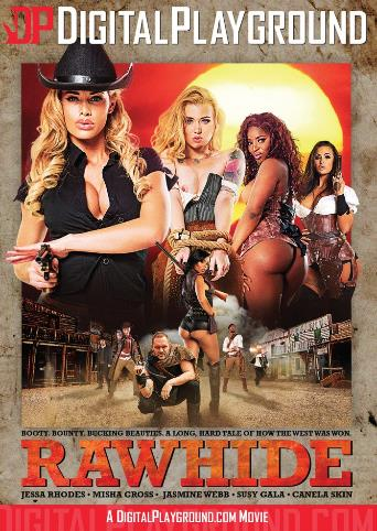 Rawhide from Digital Playground front cover