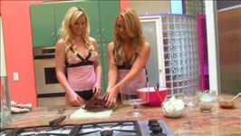 Lesbians In The Kitchen 2 Scene 3
