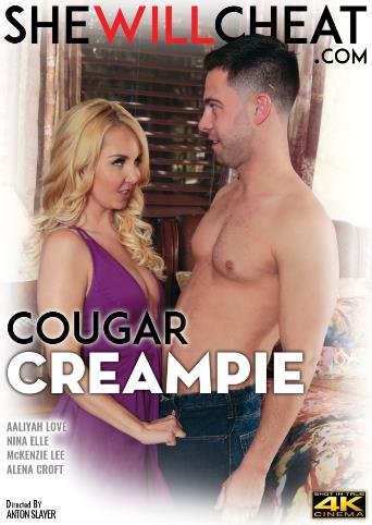 Cougar Creampie from Metro front cover