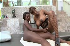 Black Pussy Power Play