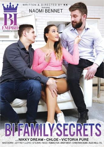 Bi Family Secrets from Bi Empire front cover