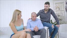Bi Family Secrets Scene 2