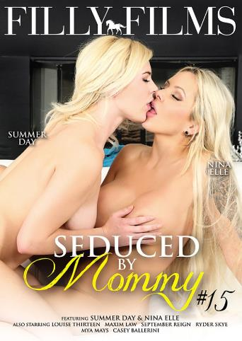 Seduced By Mommy 15 from Filly Films front cover