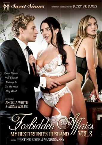 Forbidden Affairs 8 from Sweet Sinner front cover