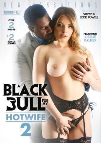 A Black Bull For My Hotwife 2 from New Sensations front cover