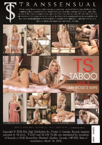 Ts Taboo 2 My Boss' Wife from Transsensual back cover
