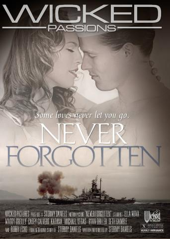 Never Forgotten from Wicked front cover