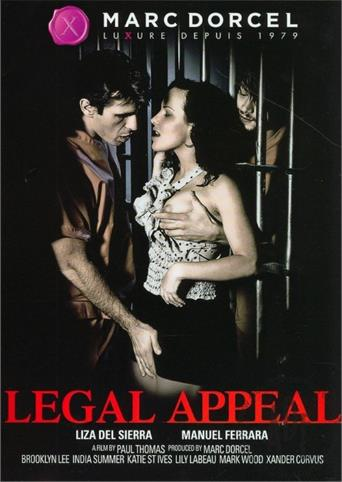 Legal Appeal from Marc Dorcel front cover