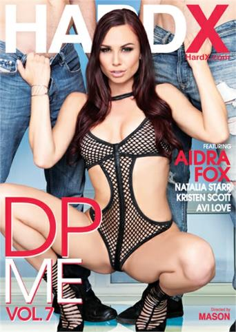 DP Me 7 from Hard X front cover