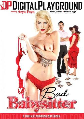 Bad Babysitter from Digital Playground front cover