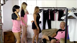 Scandal In The Locker Room Scene 1