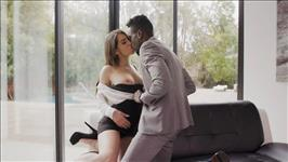 Interracial Anal 5 Scene 1