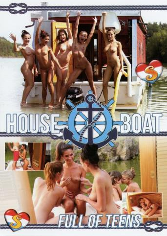 House Boat Full Of Teens from Seventeen front cover