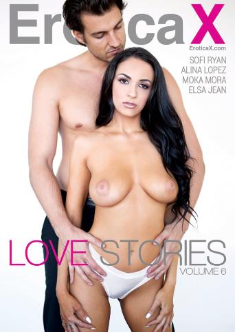 Love Stories 6 from Erotica X front cover