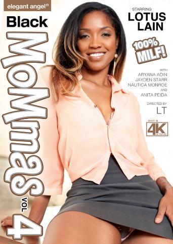 Black Mommas 4 from Elegant Angel front cover