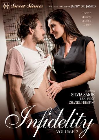 Infidelity 2 from Sweet Sinner front cover
