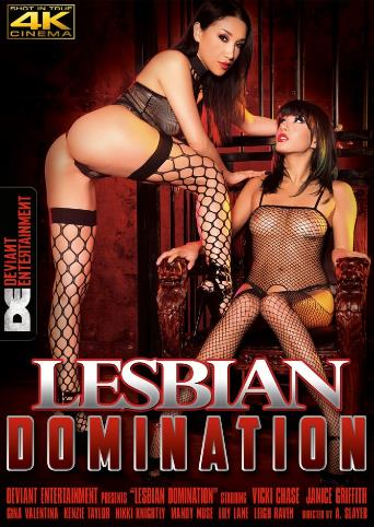 Lesbian Domination from Metro front cover