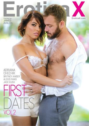 First Dates 2 from Erotica X front cover