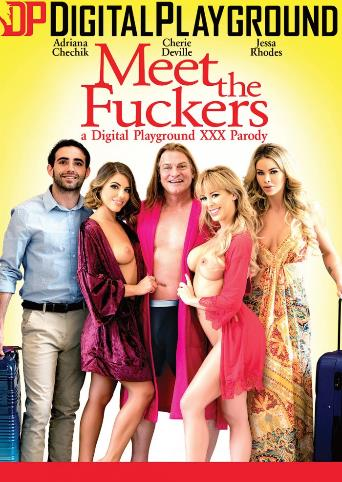 Meet The Fuckers from Digital Playground front cover