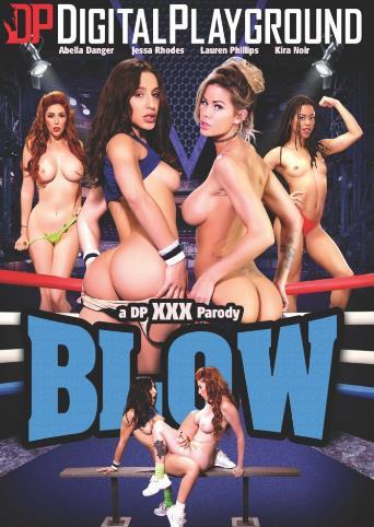 Blow A DP XXX Parody