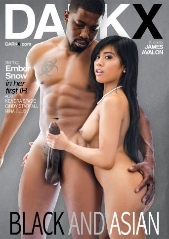 Black And Asian from Dark X front cover