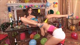 New Years Bang Scene 4
