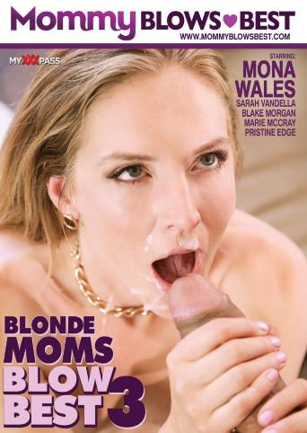 Blonde Moms Blow Best 3 from Mommy Blows Best front cover