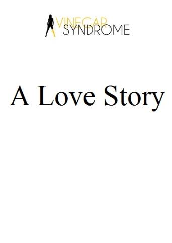 A Love Story from Vinegar Syndrome front cover