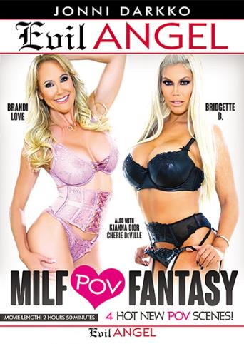 MILF POV Fantasy from Evil Angel: Jonni Darkko front cover