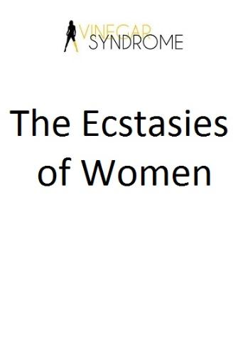 Ecstasies Of Women from Vinegar Syndrome front cover