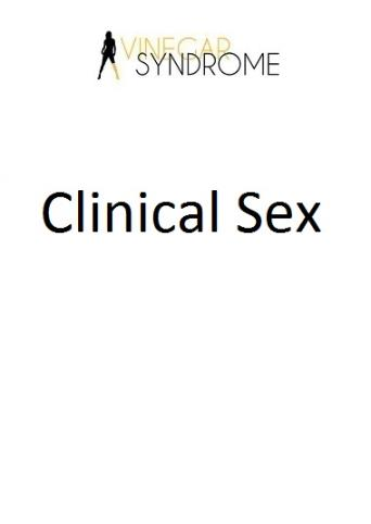 Clinical Sex from Vinegar Syndrome front cover