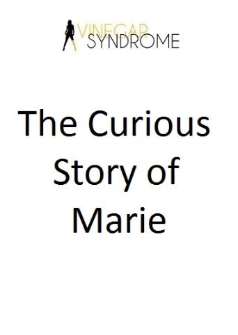 The Curious Story Of Marie from Vinegar Syndrome front cover