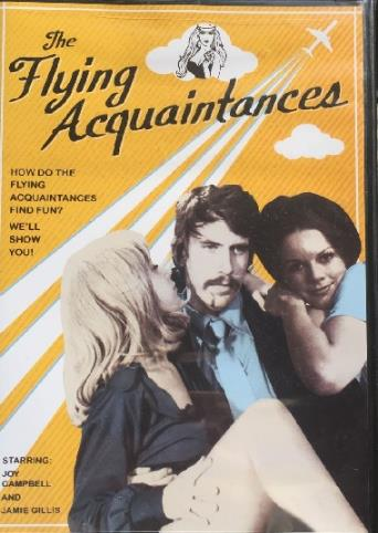 Flying Acquaintances from Vinegar Syndrome front cover