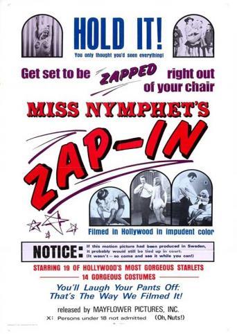 Miss Nymphet