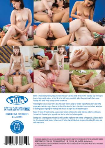 Girl Girl Sex 256 from Abby Winters back cover