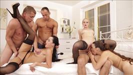 3 On 3 Orgies
