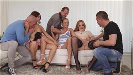 3 On 3 Orgies Scene 3