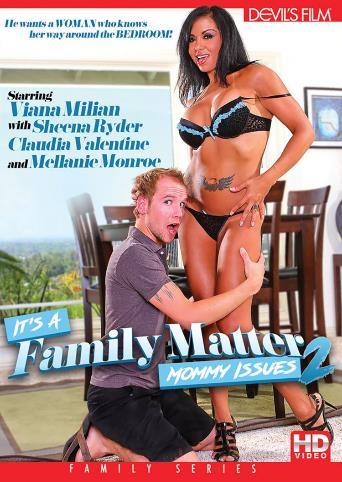 It's A Family Matter 2 Mommy Issues from Devil's Film front cover